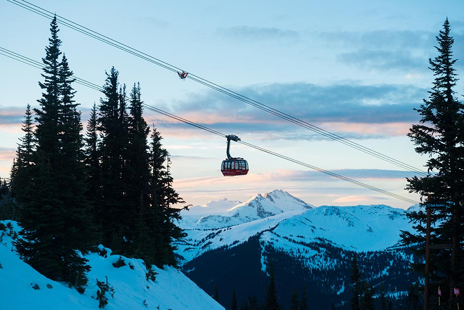 Whistler Amp Blackcomb Lodging Photo Gallery